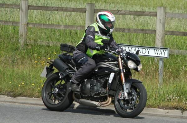 2016 Triumph Speed Triple - 1