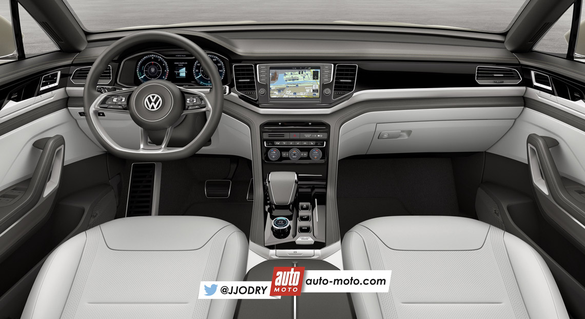 India Bound 2016 Volkswagen Tiguan Exterior And Interior