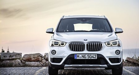 New 2016 BMW X1 Officially Unveiled