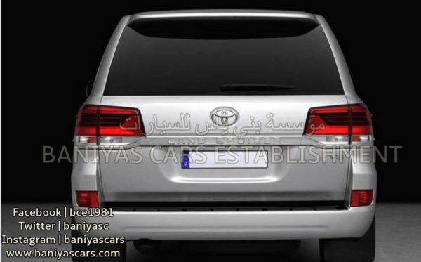 2017 Toyota Landcruiser (3)