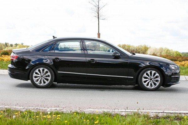 2016 Audi A4 spied (2)