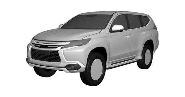 2016 Mitsubishi Pajero Sport (1)