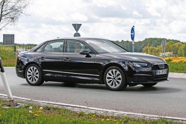2016 Audi A4 spied (1)