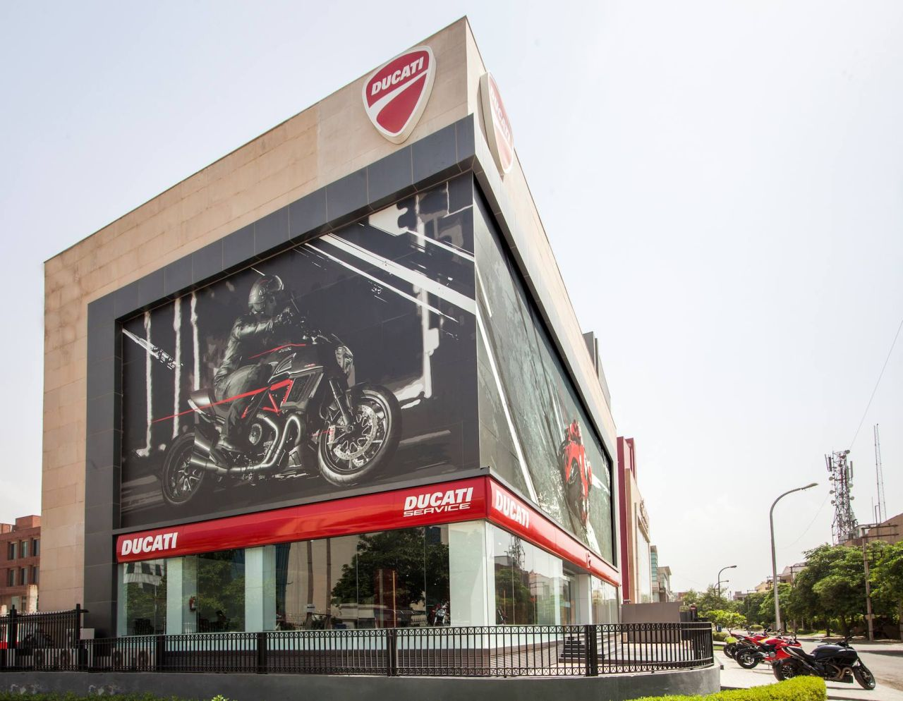 AMP Superbikes - Largest Ducati Store in the World - 9