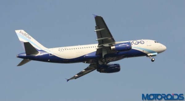 Airbus A320 IndiGo 5