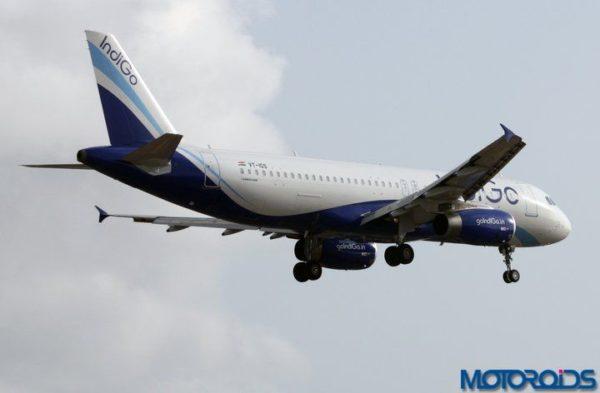 Airbus A320 IndiGo 6
