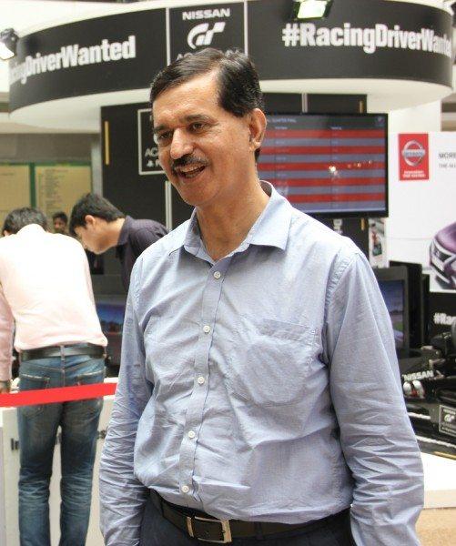Arun Malhotra - Nissan Motors India