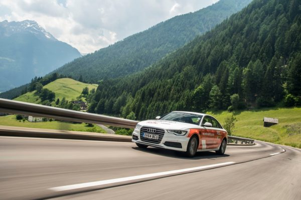 Audi A6 TDI Ultra World Record (4)