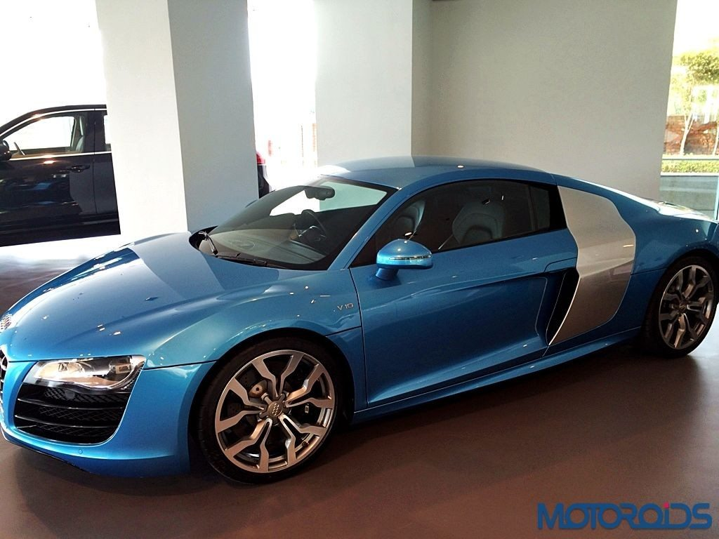 Audi Approved Plus; Audi R8 V10 (5)