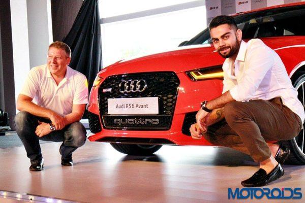Audi RS6 Avant India Launch - Images (11)