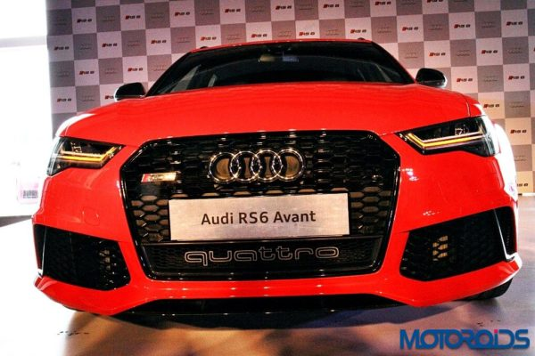 Audi RS6 Avant India Launch - Images (13)
