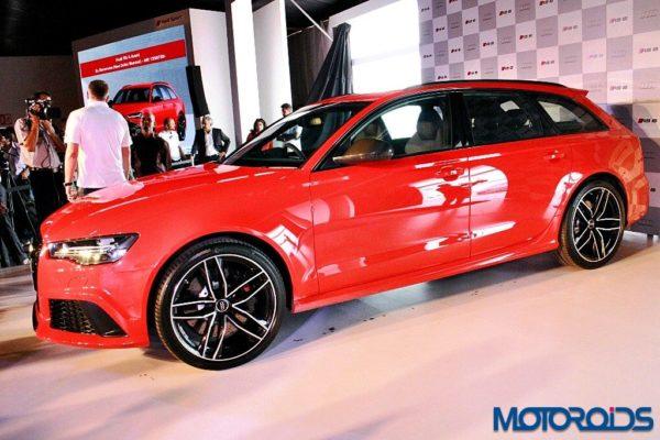 Audi RS6 Avant India Launch - Images (19)
