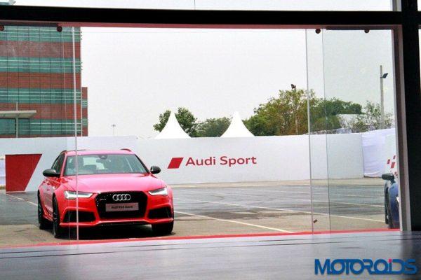 Audi RS6 Avant India Launch - Images (2)