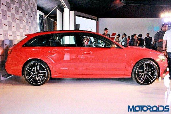 Audi RS6 Avant India Launch - Images (20)
