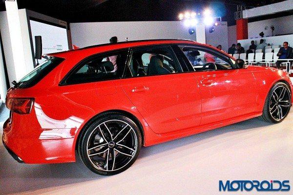 Audi RS6 Avant India Launch - Images (53)