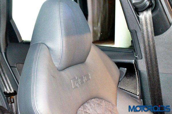 Audi RS6 Avant India Launch - Images (54)