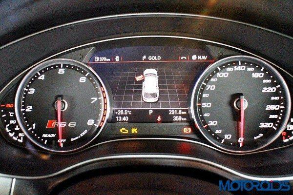 Audi RS6 Avant India Launch - Images (58)