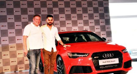 Audi RS6 Avant India Launch - Images (8)