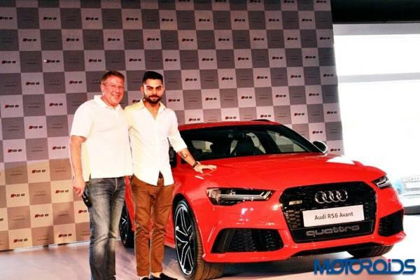 Audi RS6 Avant India Launch - Images (8)