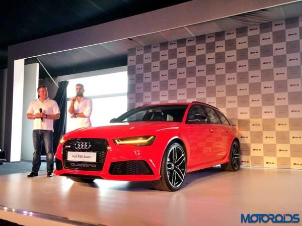 Audi RS6 Avant Launch (1)