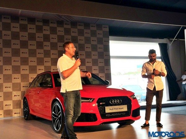 Audi RS6 Avant Launch (2)