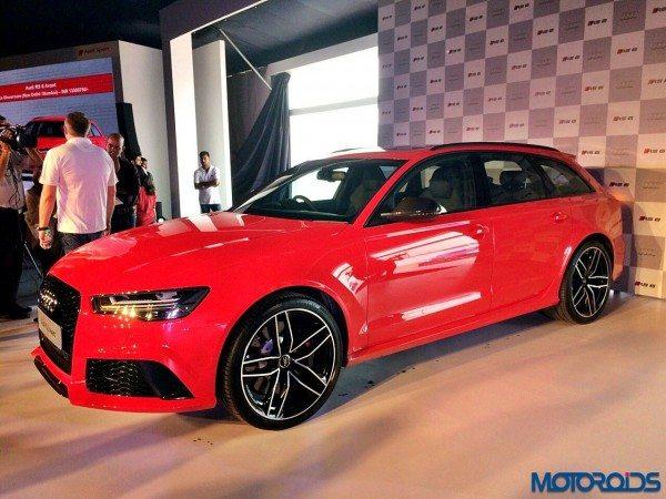 Audi RS6 Avant Launch (4)