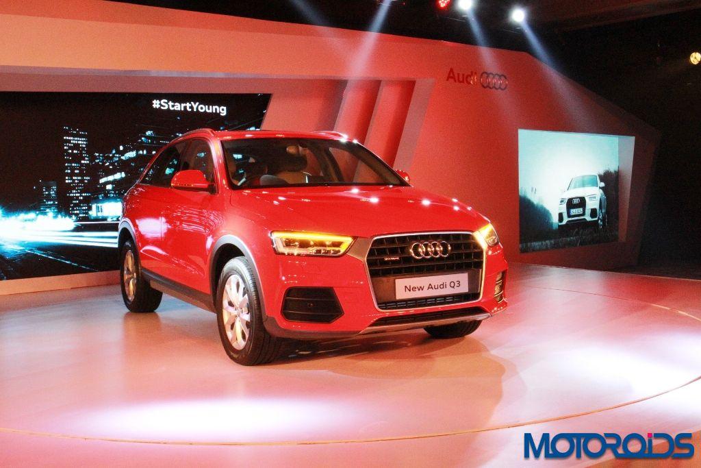 Audi q3 india 2015 launch-2