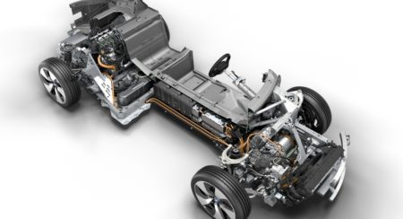 BMW i8, Technical Art