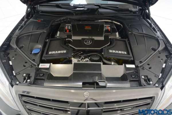 BRABUS Mercedes-Maybach engine