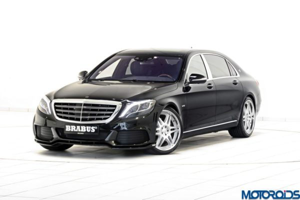 BRABUS Mercedes-Maybach front