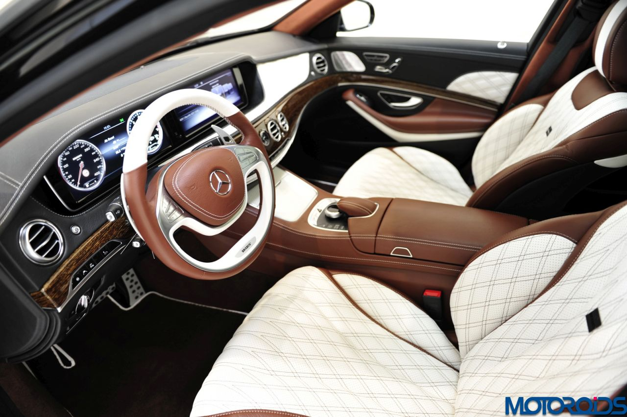 This Mercedes-Maybach by Brabus - 182.3KB