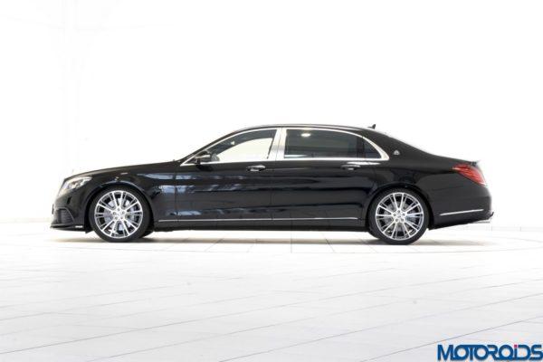 BRABUS Mercedes-Maybach side