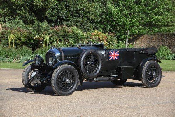 Bentley Historics