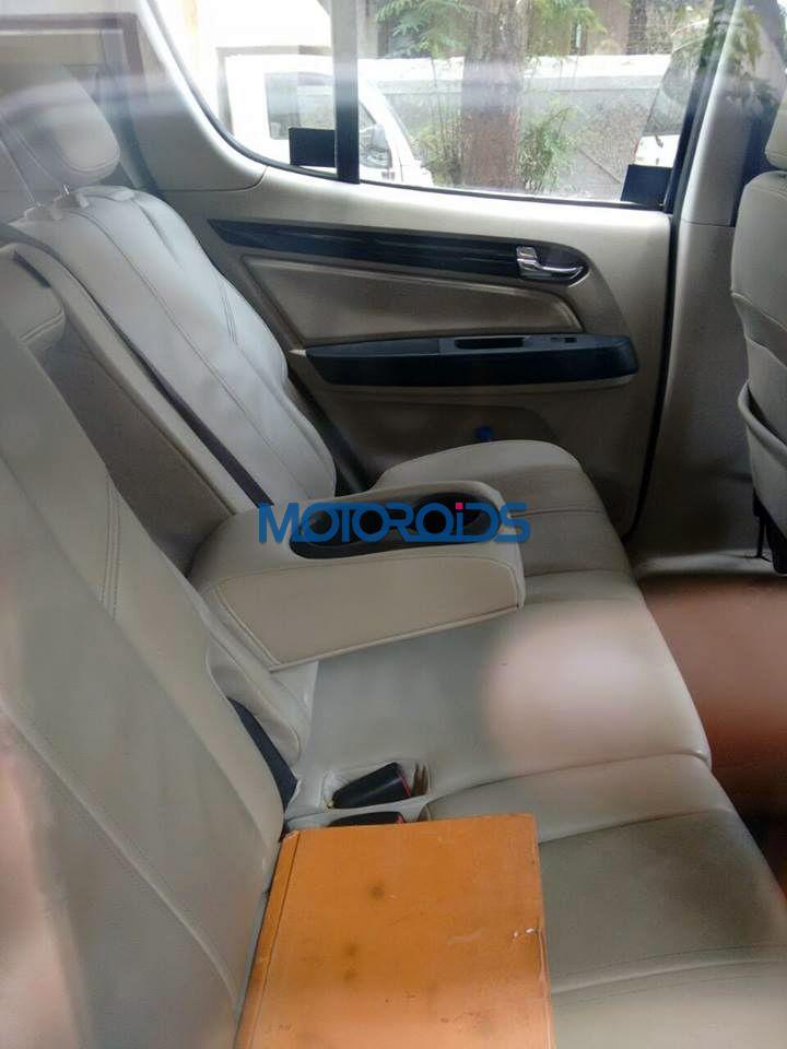 Chevrolet Trailblazer Spy Images (3)