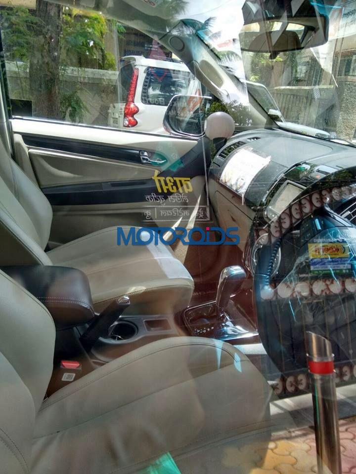 Chevrolet Trailblazer Spy Images (5)
