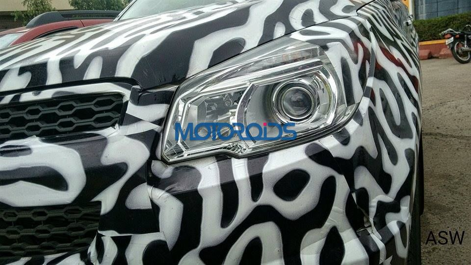 Chevrolet Trailblazer spy images (4)