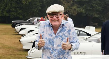 Chris Evans new top gear host