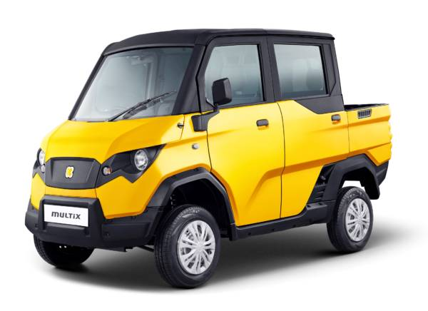 Eicher-Polaris Multix