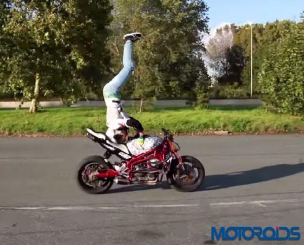 Crazy bike stunts Sarah Lezito (18)