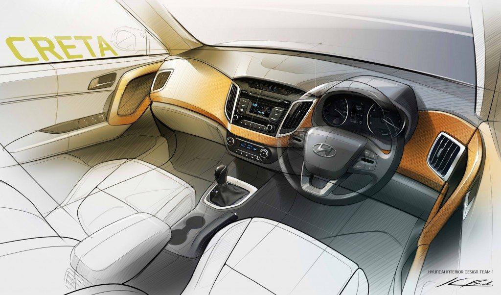 Hyundai Creta rendering (2)