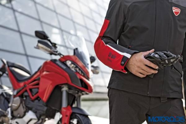 Ducati Multistrada 1200 S DAir bags - 1