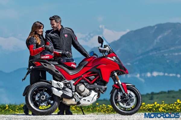 Ducati Multistrada 1200 S DAir bags - 2