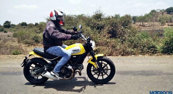 User Review Sanjeet Bhawsar Shares His Ducati Scrambler Ownership