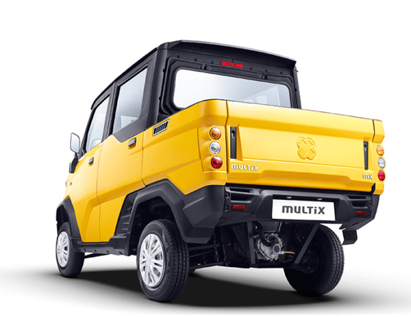 Eicher-Polaris Multix (rear)