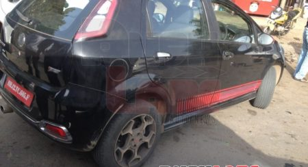 Fiat-Punto-Abarth-T-JET rear-three-quarter