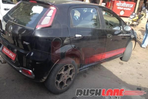 Fiat-Punto-Abarth-T-JET rear-three-quarter