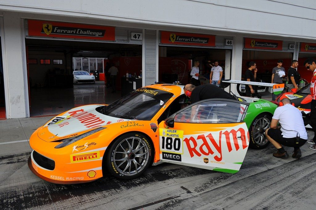 Gautam Hari Singhania finishes 2nd in his category with Kessel Racing Team in Budapest leg of Ferrari Challenge (2)