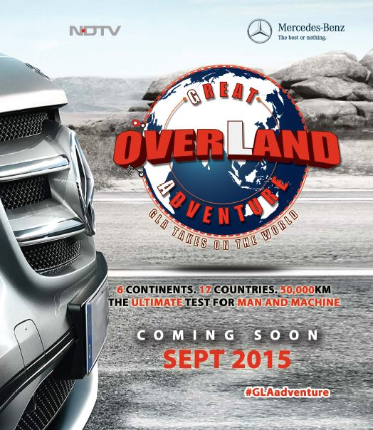 Great overLand Adventure