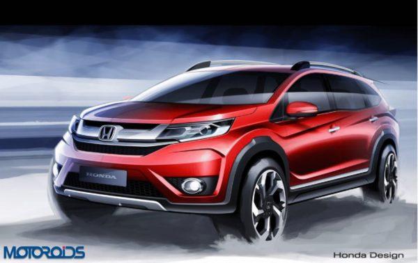 Honda BR-V - 1 Full Size