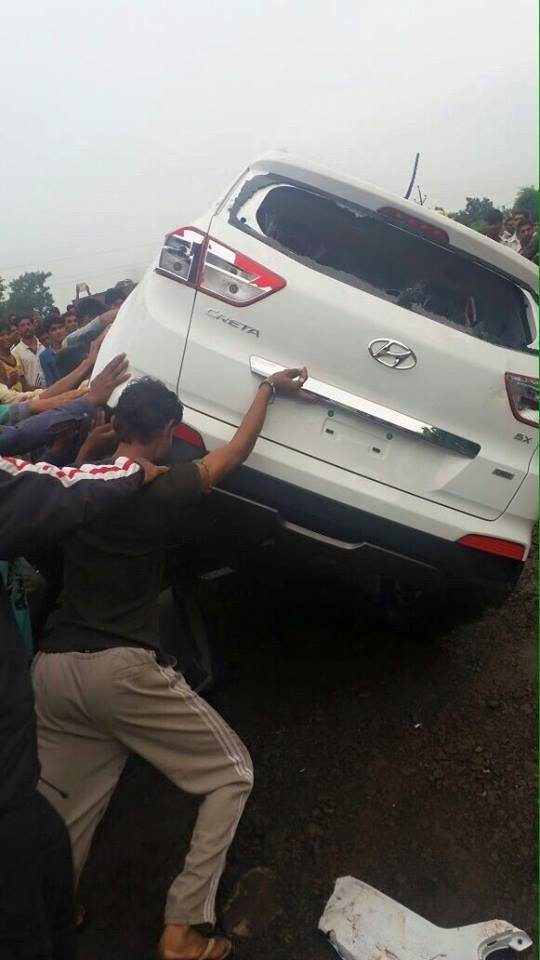 Hyundai Creta 2nd Accident - 6
